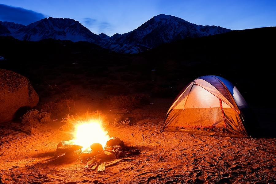 Camping Woodinville, WA