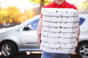 Insurance options for food delivery service in Woodinville, WA